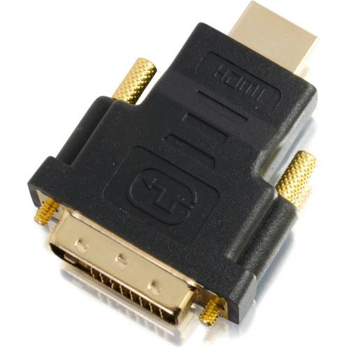 C2G DVI D Male To HDMI Male Adapter Alternate-Image3/500