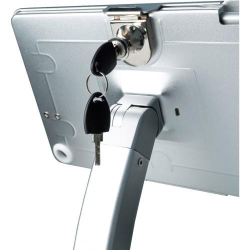 CTA Digital Anti Theft Security Kiosk Stand???For Ipad 2 4 & Ipad Air 1 2 Alternate-Image3/500