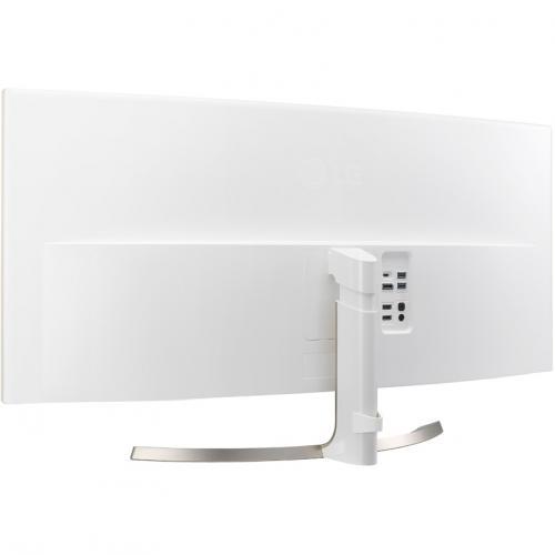 """LG Ultrawide 38UC99 W 37.5"""" WQHD+ Curved Screen LED LCD Monitor   21:9   Black Alternate-Image3/500"""