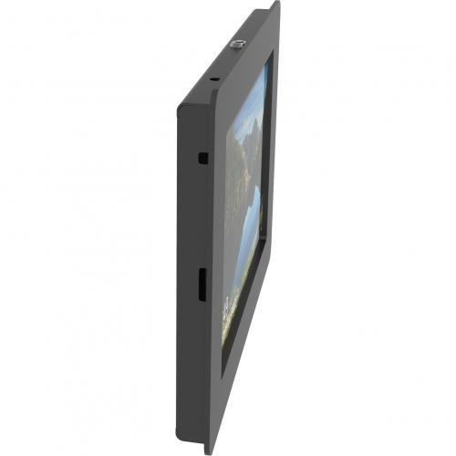 Compulocks Rokku Wall Mount For Tablet PC   Black Alternate-Image3/500