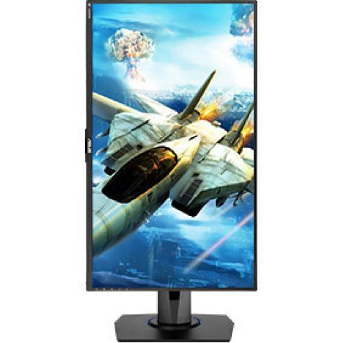 "Asus VG275Q 27"" Full HD LED LCD Monitor   16:9   Black Alternate-Image3/500"