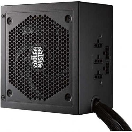 Cooler Master MasterWatt 650 Semi Fanless Modular 80 PLUS Bronze Certified Power Supply Alternate-Image3/500
