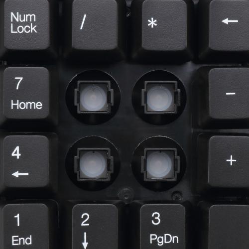 Adesso AKB 601UB   USB Spill Resistant 18 Key Numeric Keypad Alternate-Image3/500
