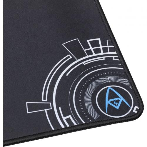 Adesso TRUFORM P101   12 X 8 Inches Gaming Mouse Pad Alternate-Image3/500
