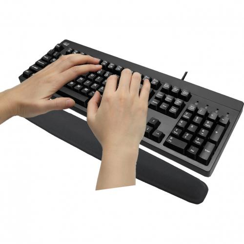 Adesso TRUFORM P300   Memory Foam Keyboard Wrist Rest Alternate-Image3/500