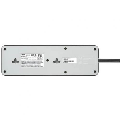 APC By Schneider Electric SurgeArrest Home/Office 8 Outlet Surge Suppressor/Protector Alternate-Image3/500
