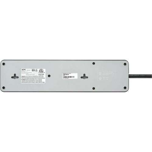 APC By Schneider Electric SurgeArrest Home/Office 12 Outlet Surge Suppressor/Protector Alternate-Image3/500