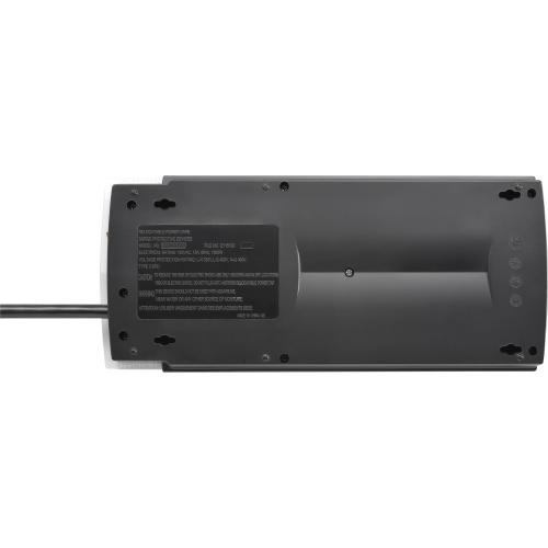 APC By Schneider Electric SurgeArrest Performance 10 Outlet Surge Suppressor/Protector Alternate-Image3/500