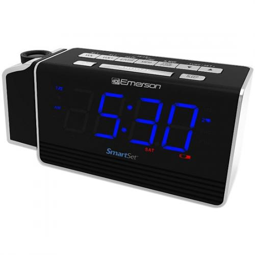 Emerson SmartSet ER100103 Clock Radio Alternate-Image3/500