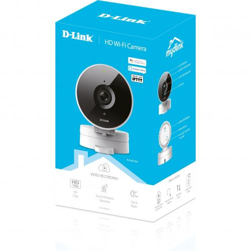 D Link Mydlink DCS 8010LH 1 Megapixel Network Camera Alternate-Image3/500