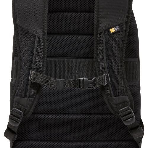 """Case Logic BEBP 315 BLACK Carrying Case (Backpack) For 15.6"""" Notebook   Black Alternate-Image3/500"""