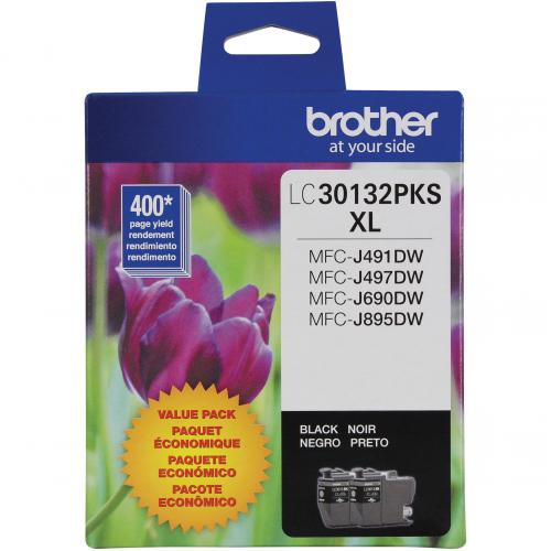 Brother LC30132PKS Original Ink Cartridge   Black Alternate-Image3/500