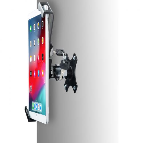 CTA Digital Compact Security Wall Mount For Tablets Alternate-Image3/500