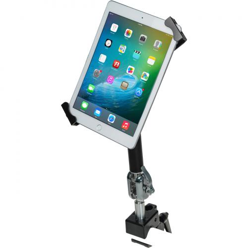 CTA Digital Multi Flex Clamp Mount For Tablet, IPad Pro, IPad Air, IPad Mini Alternate-Image3/500