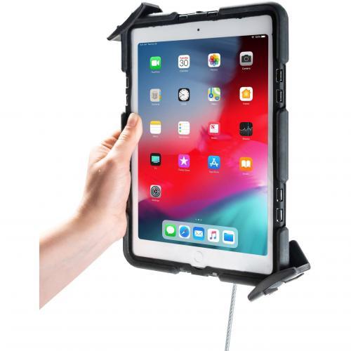 CTA Digital Multi Flex Vehicle Mount For Tablet, IPad Mini, IPad Pro, IPad Air Alternate-Image3/500
