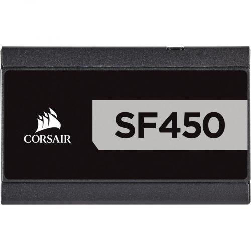 Corsair SF Series SF450   450 Watt 80 PLUS Platinum Certified High Performance SFX PSU Alternate-Image3/500