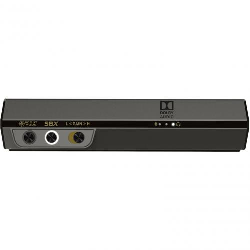 Sound Blaster Sound BlasterX G6 External Sound Box Alternate-Image3/500