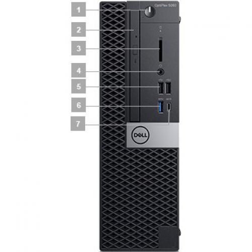 OPTI 5060 I5/3.0 6C 4GB 500GB W10 Alternate-Image3/500