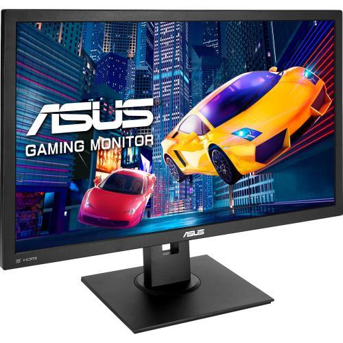 """Asus VP248QGL 24"""" Full HD WLED Gaming LCD Monitor   16:9   Black Alternate-Image3/500"""