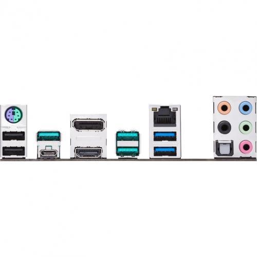 Asus Prime Z390 A Desktop Motherboard   Intel Chipset   Socket H4 LGA 1151 Alternate-Image3/500