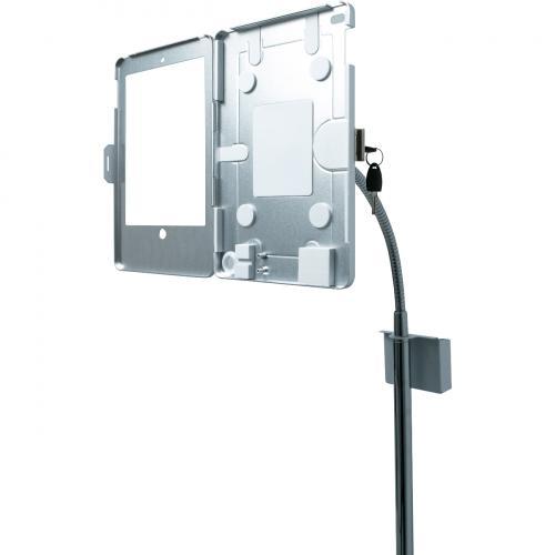 CTA Digital Heavy Duty Security Floor Stand For IPad (Gen. 5 6), IPad Pro 9.7, And IPad Air Alternate-Image3/500