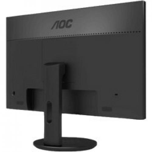 "AOC U2790VQ 27"" 4K UHD WLED LCD Monitor   16:9   Black Alternate-Image3/500"