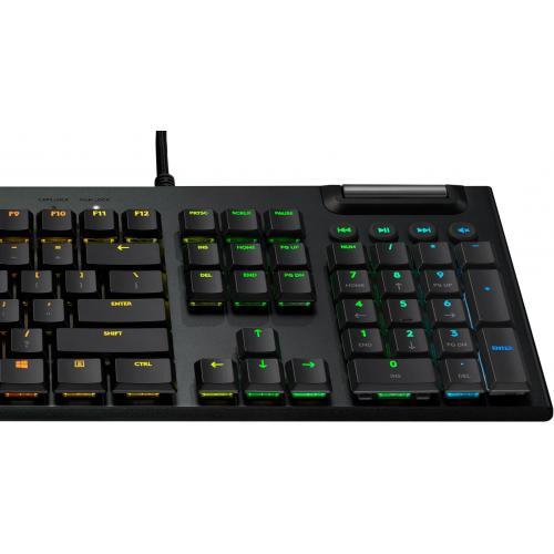 Logitech G815 Lightsync RGB Mechanical Gaming Keyboard Alternate-Image3/500