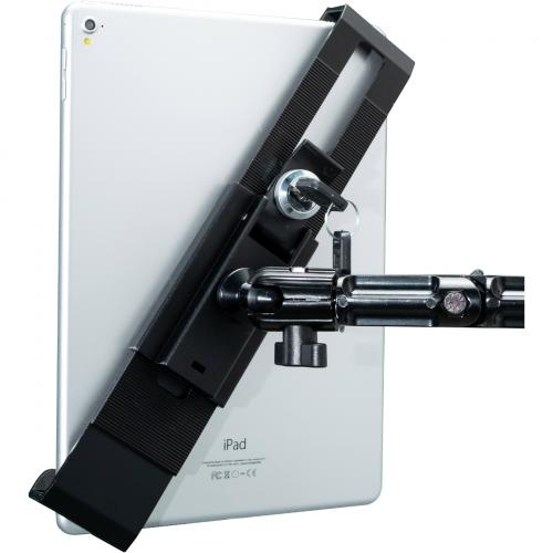 CTA Digital Wall Mount For Tablet, IPad Pro, IPad Mini Alternate-Image3/500