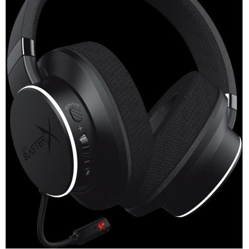 Creative Sound BlasterX H6 Headset Alternate-Image3/500