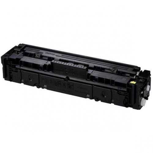 Canon 054H Original Toner Cartridge   Yellow Alternate-Image3/500