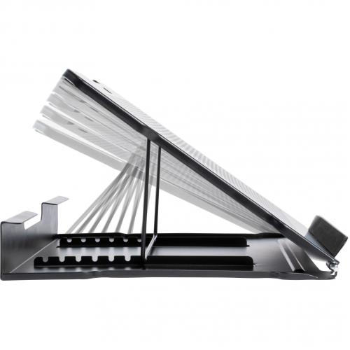 Allsop 32147 Metal Art Adjustable Laptop Stand Alternate-Image3/500