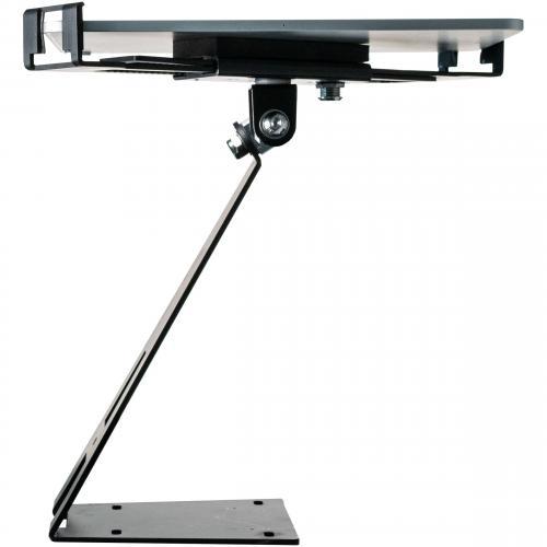 CTA Digital Angle Adjustable Locking Desktop Stand For 7 14 Inch Tablets Alternate-Image3/500