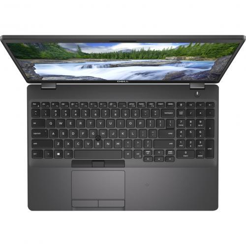 """Dell Latitude 5000 5501 15.6"""" Notebook   1920 X 1080   Intel Core I7 (9th Gen) I7 9850H Hexa Core (6 Core) 2.60 GHz   16 GB RAM   512 GB SSD Alternate-Image3/500"""