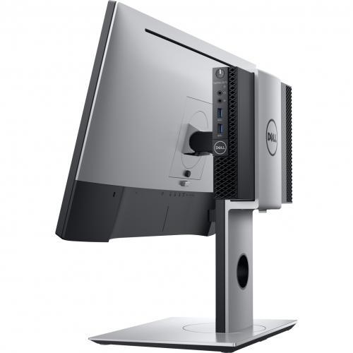 Dell OptiPlex 3000 3070 Desktop Computer   Intel Core I3 9th Gen I3 9100T 3.10 GHz   8 GB RAM DDR4 SDRAM   500 GB HDD   Micro PC Alternate-Image3/500