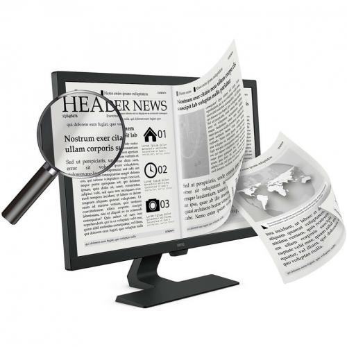 """BenQ GL2480 23.8"""" Full HD WLED LCD Monitor   16:9   Black Alternate-Image3/500"""