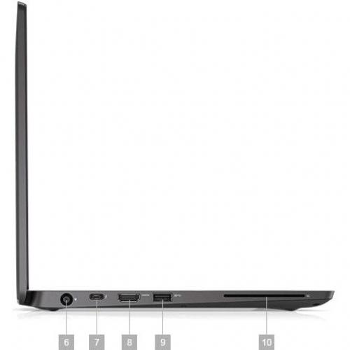 """Dell Latitude 7000 7300 13.3"""" Notebook   1920 X 1080   Intel Core I7 (8th Gen) I7 8665U Quad Core (4 Core) 1.90 GHz   16 GB RAM   256 GB SSD Alternate-Image3/500"""