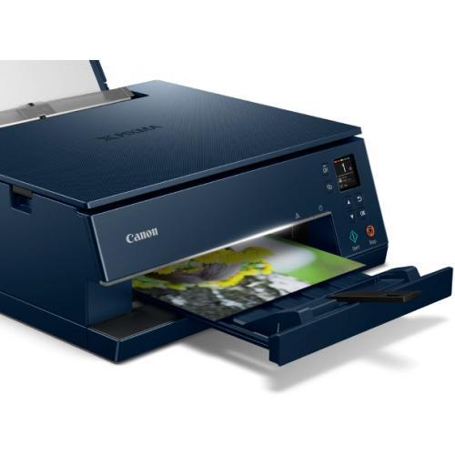 Canon PIXMA TS TS6320 Navy Inkjet Multifunction Printer   Color Alternate-Image3/500