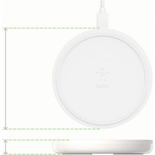 Belkin BOOST↑UP Wireless Charging Pad 10W Alternate-Image3/500