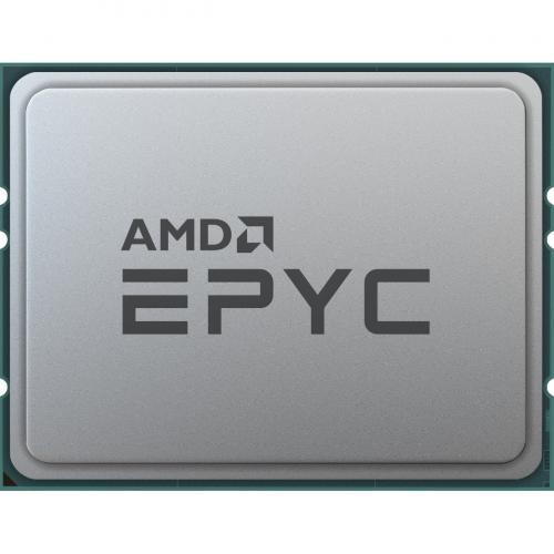 HPE AMD EPYC 7002 (2nd Gen) 7452 Dotriaconta Core (32 Core) 2.35 GHz Processor Upgrade Alternate-Image3/500
