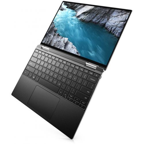 "Dell XPS 13 7390 13.4"" Touchscreen 2 In 1 Notebook   1920 X 1200   Intel Core I7 (10th Gen) I7 1065G7   16 GB RAM   512 GB SSD   Platinum Silver, Black Alternate-Image3/500"
