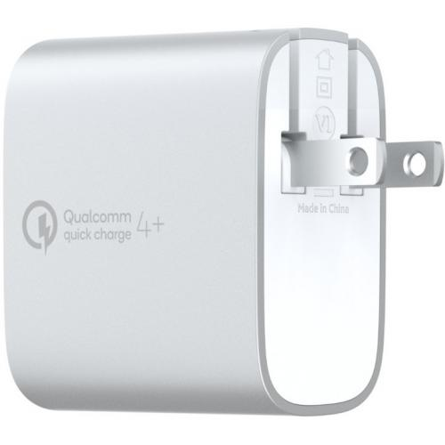 Belkin BOOST↑CHARGE USB C Home Charger + Cable With Quick Charge 4+ Alternate-Image3/500