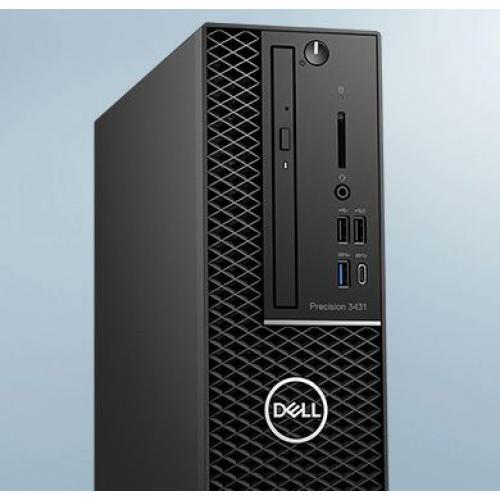 Dell Precision 3000 3431 Workstation   Xeon E 2224   16 GB RAM   256 GB SSD   Small Form Factor Alternate-Image3/500