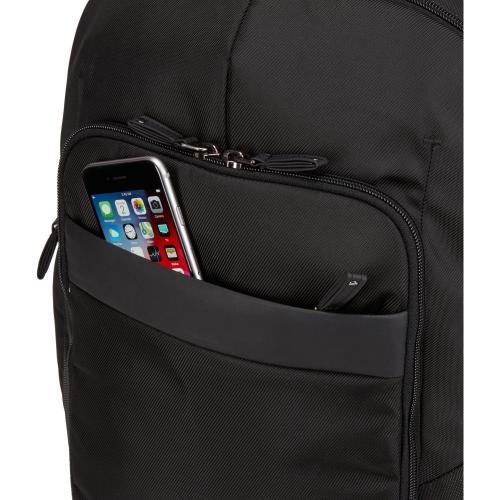 "Case Logic Notion Carrying Case (Backpack) For 17"" To 17.3"" Notebook   Black Alternate-Image3/500"