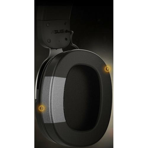 TUF Gaming H3 Gaming Headset Alternate-Image3/500
