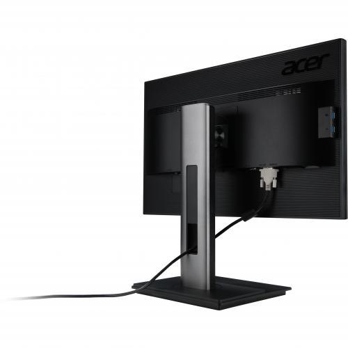 "Acer B226HQL 21.5"" Full HD LED LCD Monitor   16:9   Dark Gray Alternate-Image3/500"