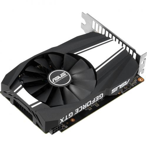 Asus Phoenix PH GTX1660S O6G GeForce GTX 1660 SUPER Graphic Card   6 GB GDDR6 Alternate-Image3/500