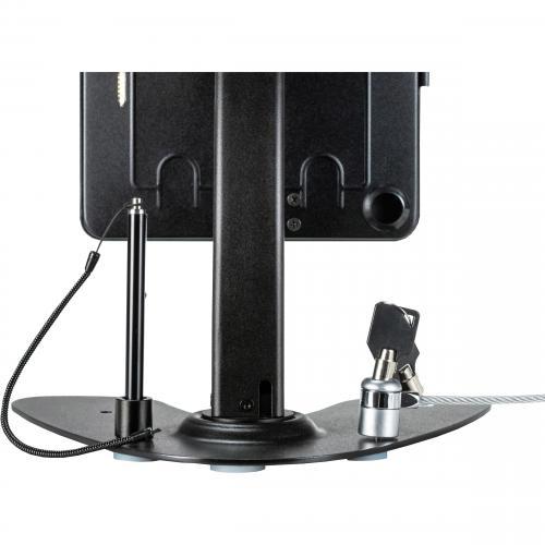 CTA Digital Desk Mount For IPad, IPad Air, IPad Pro, Card Reader Alternate-Image3/500
