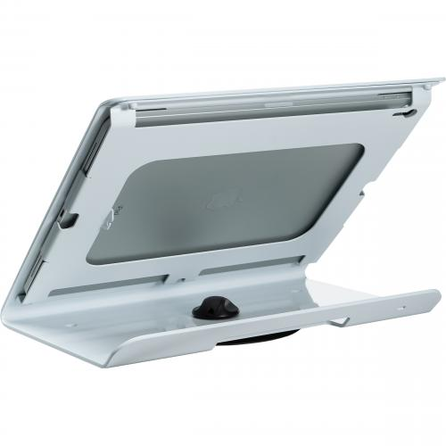 CTA Digital Rotating Theft Deterrent Kiosk Stand For IPad Pro 12.9 Gen. 3 Alternate-Image3/500