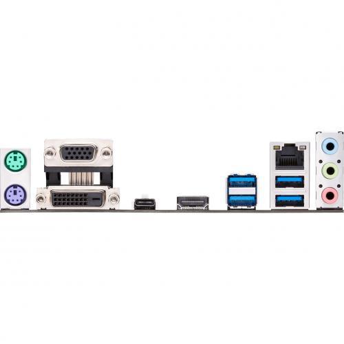 Asus Prime B365M A Desktop Motherboard   Intel Chipset   Socket H4 LGA 1151 Alternate-Image3/500