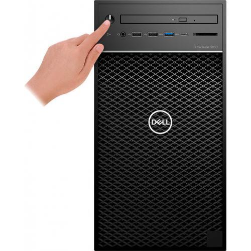 Dell Precision 3000 3630 Workstation   Core I7 I7 9700K   16 GB RAM   256 GB SSD   Mini Tower Alternate-Image3/500